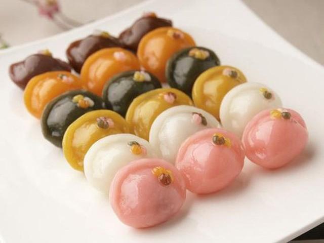 Có một điều phải thừa nhận là các món bánh châu Á truyền thống đều rất cầu kì và tinh tế - Ảnh 12.