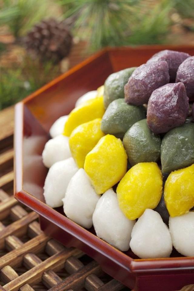 Có một điều phải thừa nhận là các món bánh châu Á truyền thống đều rất cầu kì và tinh tế - Ảnh 14.