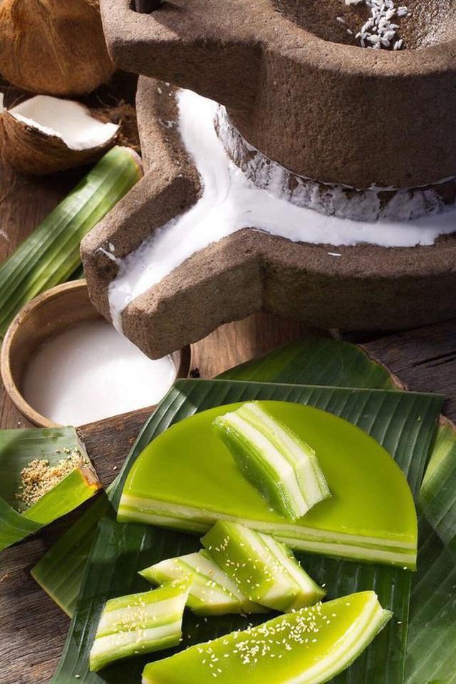 Có một điều phải thừa nhận là các món bánh châu Á truyền thống đều rất cầu kì và tinh tế - Ảnh 17.