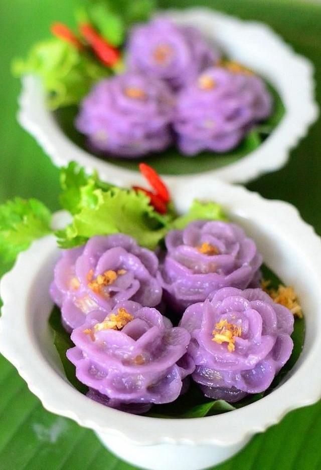 Có một điều phải thừa nhận là các món bánh châu Á truyền thống đều rất cầu kì và tinh tế - Ảnh 25.