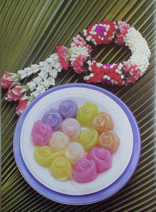 Có một điều phải thừa nhận là các món bánh châu Á truyền thống đều rất cầu kì và tinh tế - Ảnh 26.