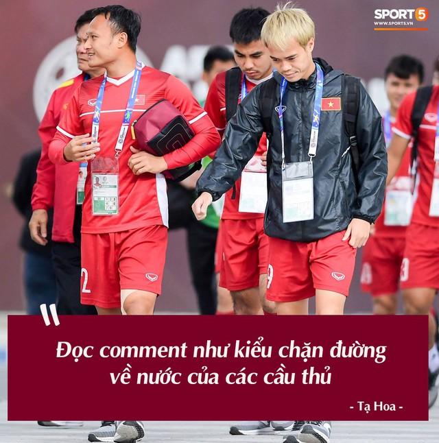 Trước vòng đấu loại trực tiếp Asian Cup 2019, Đặng Văn Lâm tuyên bố: Anh sẽ về nước, nhưng không phải hôm nay - Ảnh 7.