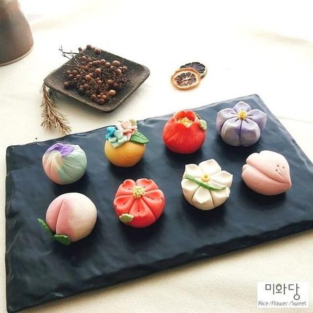 Có một điều phải thừa nhận là các món bánh châu Á truyền thống đều rất cầu kì và tinh tế - Ảnh 7.