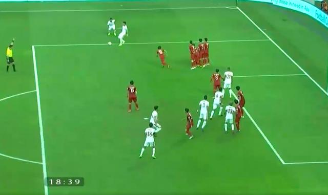 Bàn thắng của Jordan không hợp lệ, tuyển Việt Nam đã chịu oan một bàn thua - Ảnh 3.