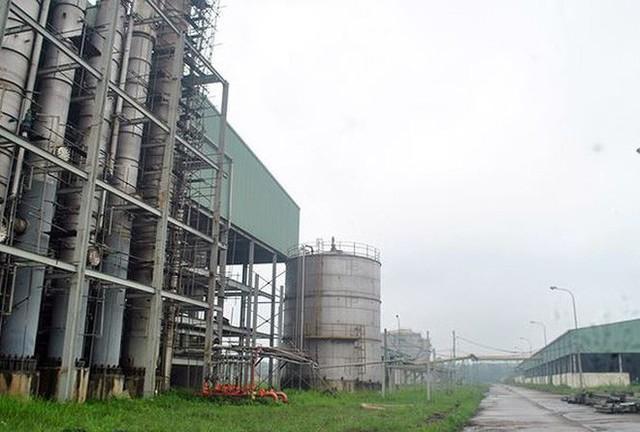 Dự án Ethanol Phú Thọ trong cảnh bi đát dẫn đến ông Đinh La Thăng tiếp tục bị khởi tố - Ảnh 1.