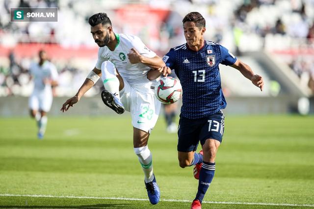 Nhật Bản giành chiến thắng đậm chất thực dụng, thầy trò HLV Park Hang-seo có tin mừng - Ảnh 1.