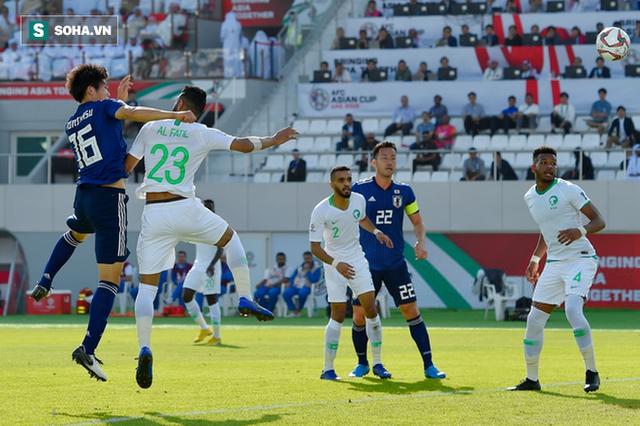 Nhật Bản giành chiến thắng đậm chất thực dụng, thầy trò HLV Park Hang-seo có tin mừng - Ảnh 2.