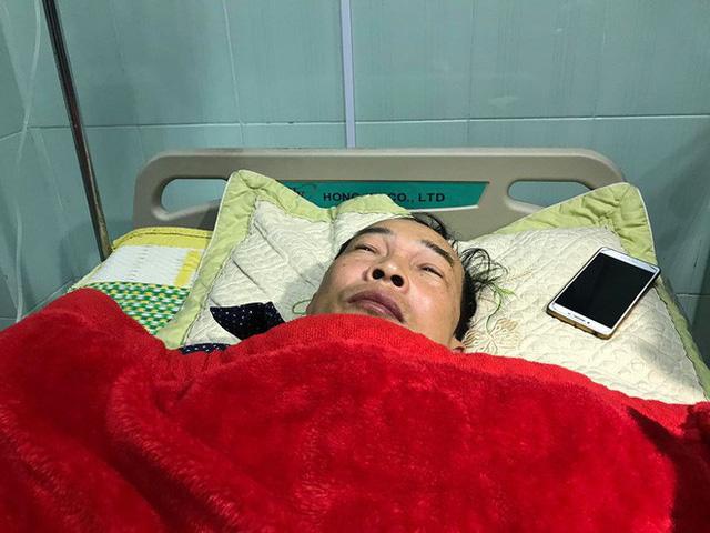 Phó trưởng CA xã thoát nạn vụ 8 người tử vong: Khi tỉnh dậy tôi cứ ngỡ mình chết rồi - Ảnh 1.