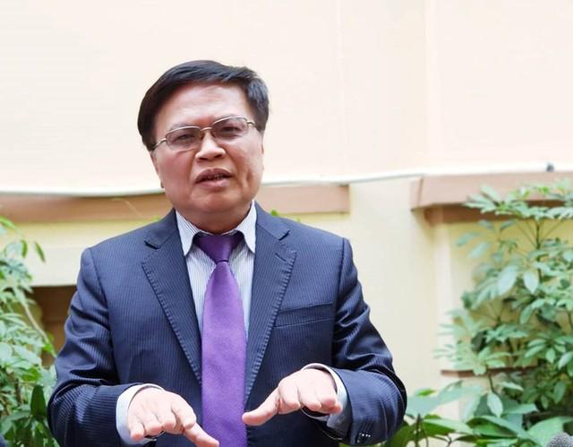 Tiến sĩ Nguyễn Đình Cung:Bộ Công Thương không giữ lời hứa! - Ảnh 2.