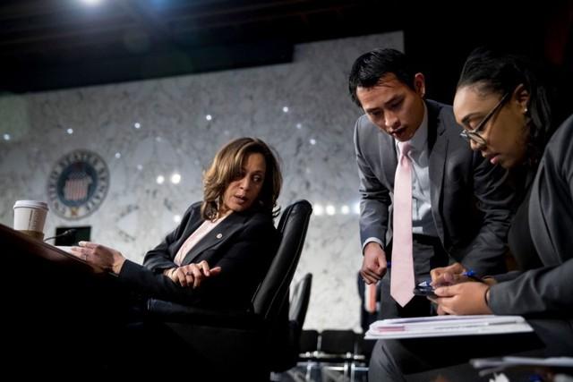 Chân dung người phụ nữ gốc Phi đầu tiên tranh cử Tổng thống Mỹ năm 2020 - Ảnh 11.