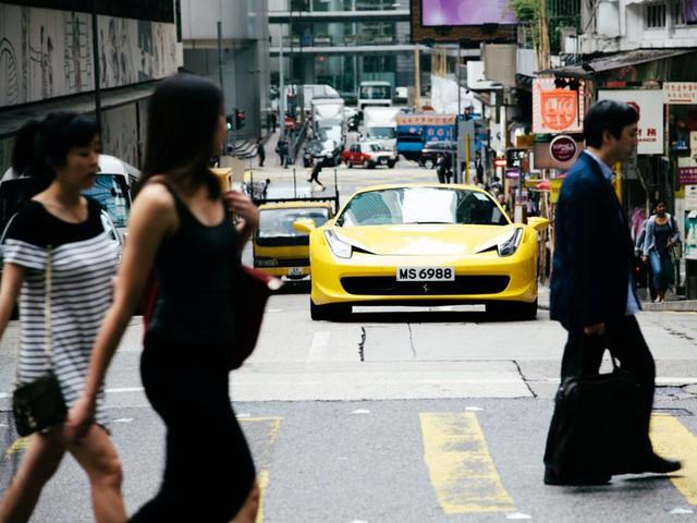 Cuộc sống thượng lưu của giới siêu giàu tại Hồng Kông - Ảnh 23.