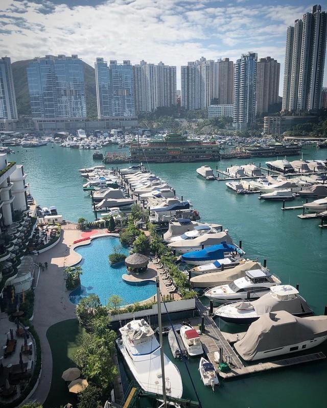 Cuộc sống thượng lưu của giới siêu giàu tại Hồng Kông - Ảnh 27.