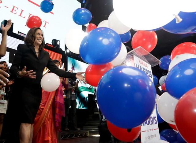 Chân dung người phụ nữ gốc Phi đầu tiên tranh cử Tổng thống Mỹ năm 2020 - Ảnh 5.