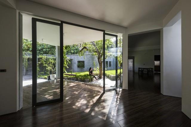 Căn nhà có lối thiết kế độc đáo bậc nhất Việt Nam - Ảnh 6.