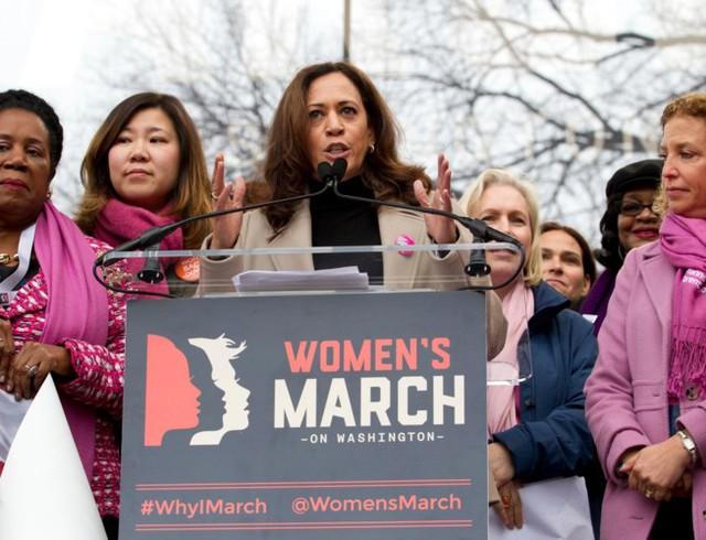 Chân dung người phụ nữ gốc Phi đầu tiên tranh cử Tổng thống Mỹ năm 2020 - Ảnh 8.