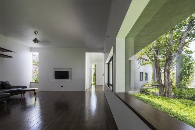 Căn nhà có lối thiết kế độc đáo bậc nhất Việt Nam - Ảnh 9.