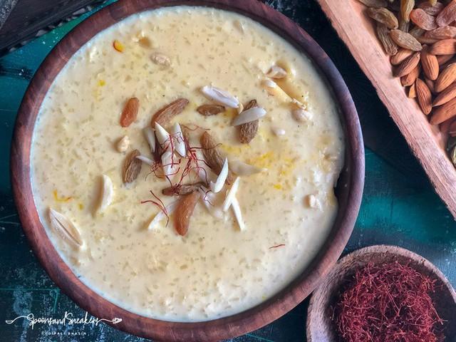 Không chỉ nổi tiếng bằng cà ri, ẩm thực Ấn Độ còn có những món tráng miệng cực kỳ hấp dẫn - Ảnh 3.