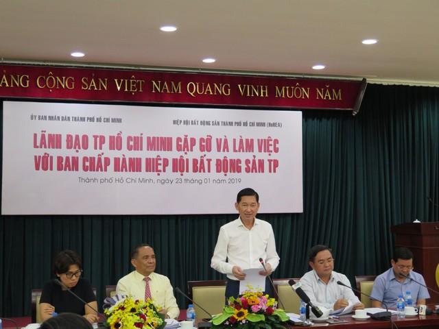 """Phó Chủ tịch UBND Tp.HCM: Thành phố sẽ ngăn chặn tình trạng doanh nghiệp """"bán lúa non"""" - Ảnh 2."""