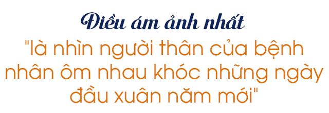 Bác sĩ nghìn like bệnh viện Việt Đức: Tết chỉ mong điều này để không phải nhìn người thân của bệnh nhân ôm nhau khóc ngày đầu năm - Ảnh 4.