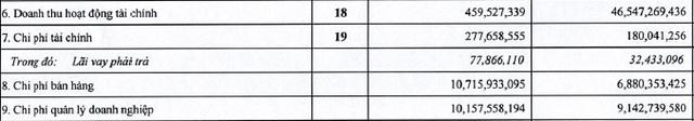 Lãi quý 4 giảm mạnh, Xuân Hòa Việt Nam (XHC) kết thúc năm 2018 với khoản lợi nhuận giảm 1 nửa so với năm ngoái - Ảnh 1.