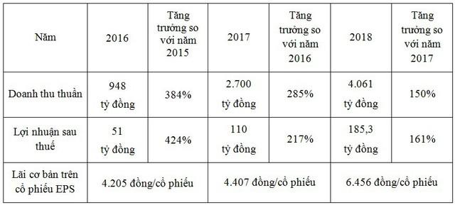 Hưng Thịnh Incons tăng 61% lợi nhuận năm 2018 - Ảnh 1.