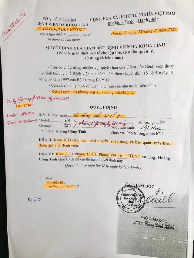 [Nóng] Luật sư công khai chứng cứ nghi bị ngụy tạo đổ tội cho chú ruột BS Lương, đề nghị điều tra - Ảnh 1.