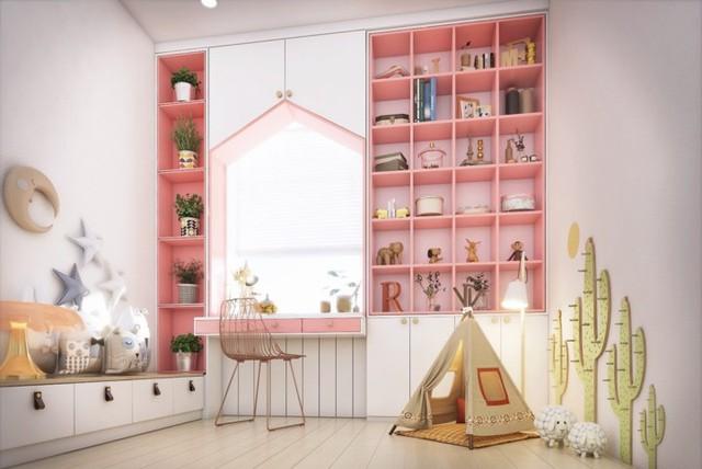 Tham khảo cách thiết kế căn phòng mang phong cách trẻ trung - Ảnh 1.