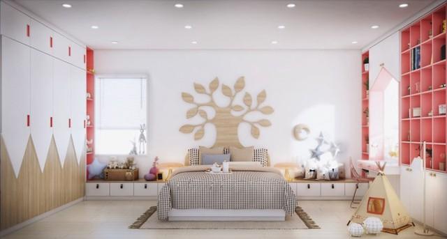 Tham khảo cách thiết kế căn phòng mang phong cách trẻ trung - Ảnh 2.
