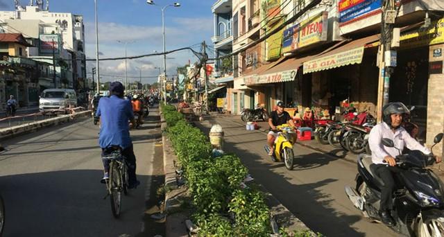 Hoàn thành mở rộng cầu Nguyễn Tri Phương trước ba tháng - Ảnh 2.