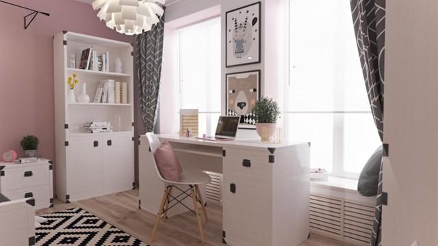 Tham khảo cách thiết kế căn phòng mang phong cách trẻ trung - Ảnh 4.