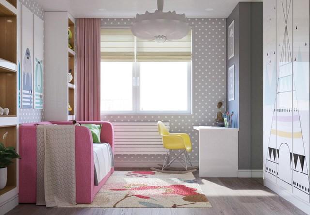 Tham khảo cách thiết kế căn phòng mang phong cách trẻ trung - Ảnh 5.