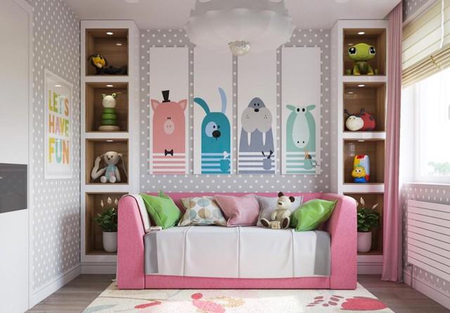 Tham khảo cách thiết kế căn phòng mang phong cách trẻ trung - Ảnh 7.
