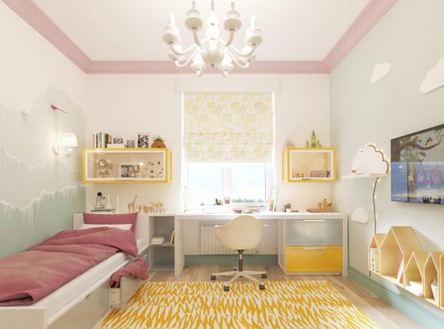 Tham khảo cách thiết kế căn phòng mang phong cách trẻ trung - Ảnh 8.