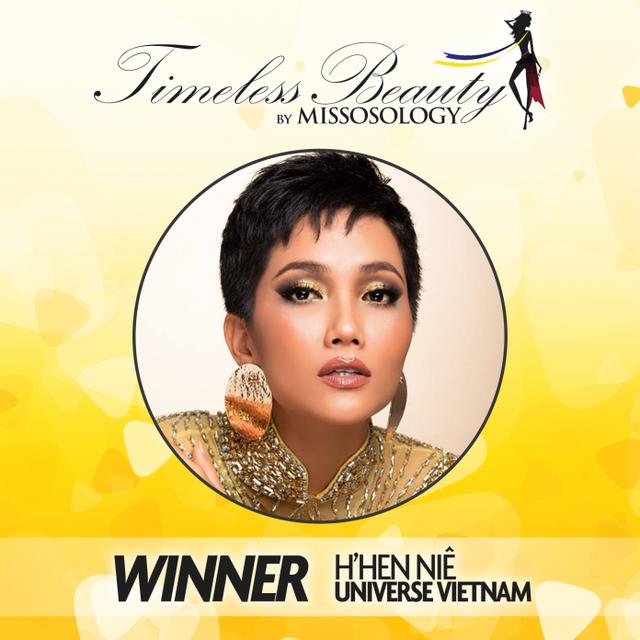 HHen Niê chính thức trở thành Hoa hậu đẹp nhất thế giới 2018 - Kỷ lục của nhan sắc Việt trên trường quốc tế - Ảnh 1.