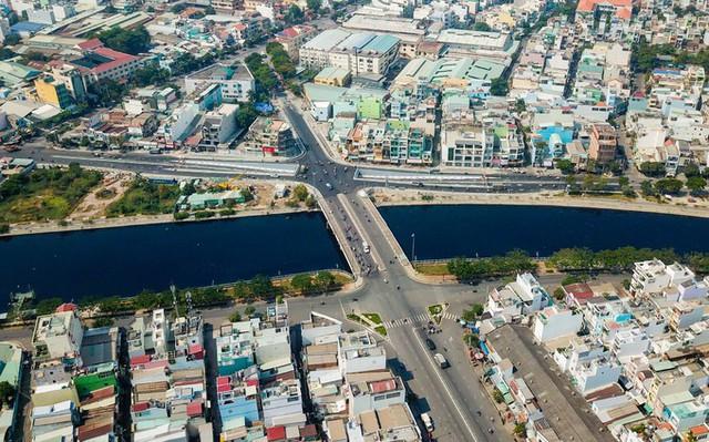 Ngày 30/1, hoàn thành hầm chui 100 tỉ đồng ở Sài Gòn - Ảnh 1.