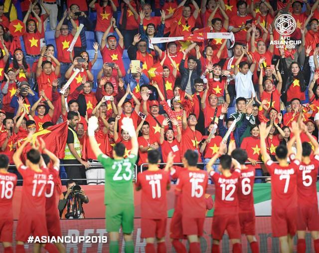 Việt Nam đóng góp 3 bức ảnh trong top 10 khoảnh khắc ấn tượng nhất tứ kết Asian Cup 2019 - Ảnh 2.