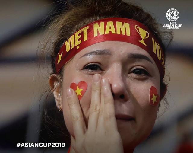 Việt Nam đóng góp 3 bức ảnh trong top 10 khoảnh khắc ấn tượng nhất tứ kết Asian Cup 2019 - Ảnh 3.