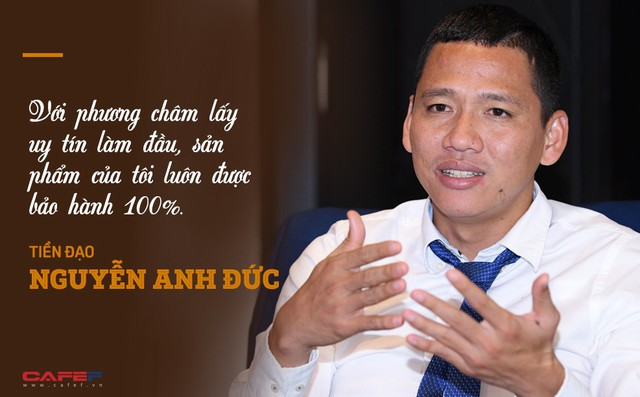Giấc mơ nông sản Việt của tỷ phú bóng đá Anh Đức: Tôi đã đam mê thì phải làm cho tới, cho có ý nghĩa, đó là nghề truyền thống của gia đình hơn 30 năm nay rồi - Ảnh 2.