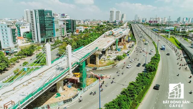 Hàng triệu người dân TP.HCM sẽ hưởng lợi từ những đại dự án giao thông này trong 2019, thị trường nhà đất đô thị vệ tinh hứa hẹn bùng nổ? - Ảnh 3.