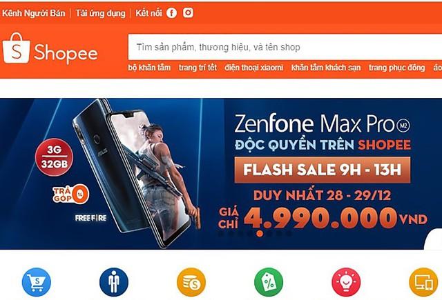 Các hệ thống bán lẻ đang lo sốt vó khi đối mặt với kênh online - Ảnh 2.
