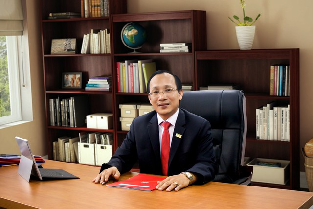 Ông Nguyễn Minh Khang - CEO LDG Group bắt mạch xu hướng đầu tư bất động sản vùng ven TP.HCM - Ảnh 1.