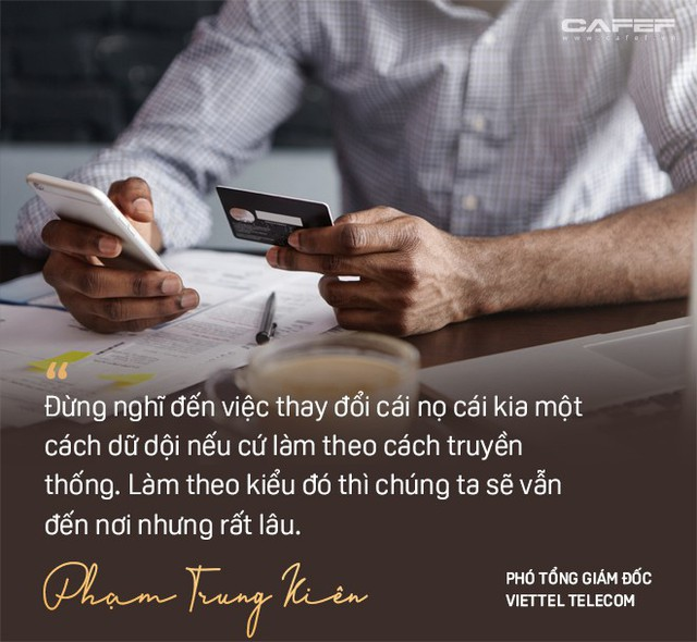 The future of e-payments, for example, the two men who distinguish Hanoi drinks - Figure 7.