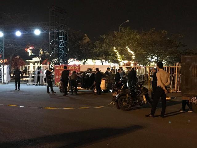 Lộ tuyến đường lái taxi di chuyển trước khi gục chết ở trước sân Mỹ Đình, nghi do sát hại - Ảnh 1.