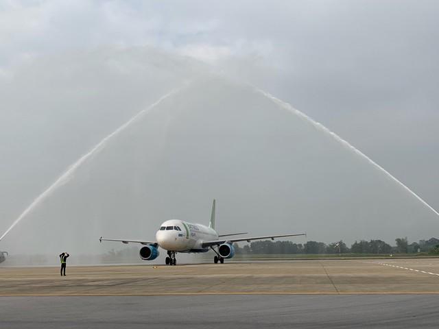 Bamboo Airways của tỷ phú Trịnh Văn Quyết có thêm đường bay Tp. HCM – Thanh Hóa, giá vé chỉ từ 140.000 đồng           - Ảnh 1.