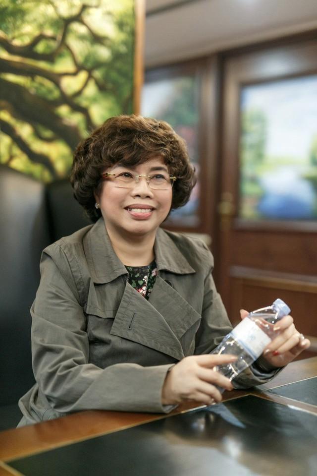 Bà Thái Hương: Ly sữa học đường muốn thành công thì chất lượng phải đặt lên hàng đầu - Ảnh 1.