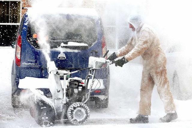 Mỹ: Lạnh kinh hoàng, nhiệt độ xuống âm hàng chục độ C - Ảnh 4.