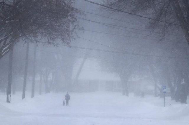 Mỹ: Lạnh kinh hoàng, nhiệt độ xuống âm hàng chục độ C - Ảnh 8.