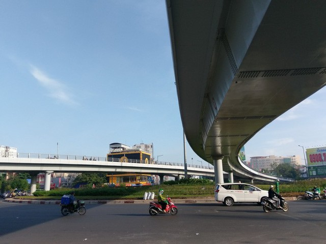 Cận cảnh những công trình mở lối giao thông tại TP HCM - Ảnh 11.