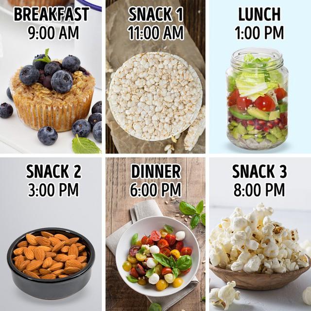 10 mẹo ăn uống đơn giản, dễ làm bạn nên bỏ túi ngay: Vừa đẹp vừa khỏe mà không lo béo phì - Ảnh 9.