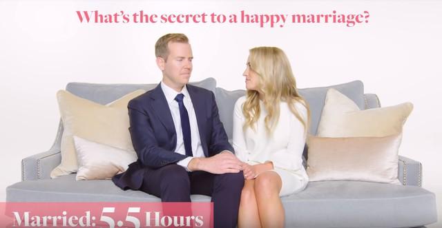 Bí mật để hôn nhân hạnh phúc là gì? Cặp vợ chồng kết hôn 65 năm trả lời chỉ 2 từ khiến ai cũng gật đầu công nhận - Ảnh 1.